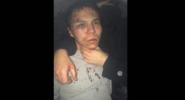 Reina saldırganı İstanbul'da yakalandı - 18 Ocak 2017 11:20