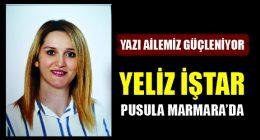 Yeliz İştar Pusula Marmara'da