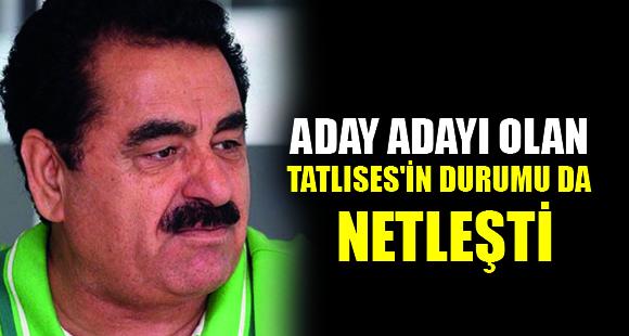 İbrahim Tatlıses, AK Parti'den Milletvekili Adayı - 21 Mayıs 2018 18:25