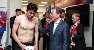 Güney Koreli Futbolcu, Askere Gideceği İçin Maç Sonrası Ağladı - 24 Haziran 2018 18:17