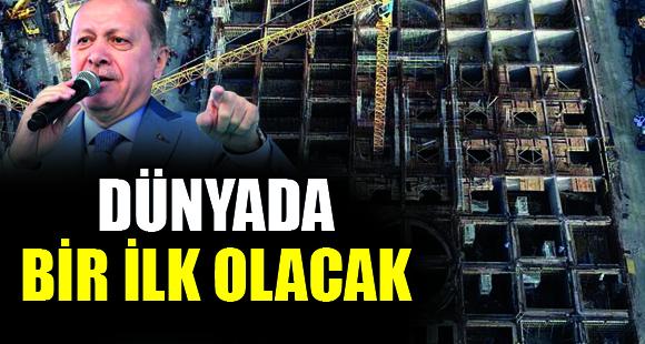 Temelini Erdoğan Atmıştı! - 11 Eylül 2018 14:11
