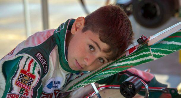 12 yaşındaki milli sporcumuz Ömer Asaf Kolot Belçika'da - 15 Ekim 2018 23:54