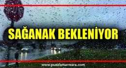 Yağmur ve Sağanak