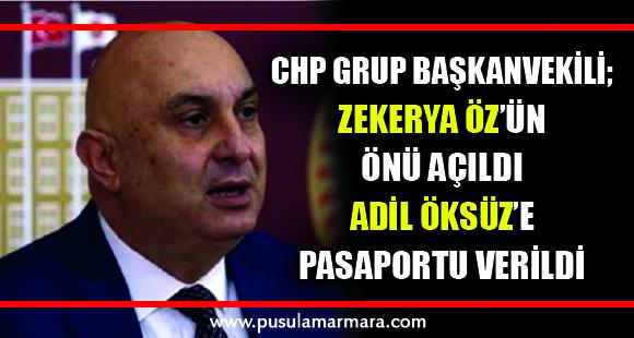 CHP Grup Başkanvekili Engin Özkoç'un 15 Temmuz Özel Oturumu'ndaki sözleri meclisi karıştırdı