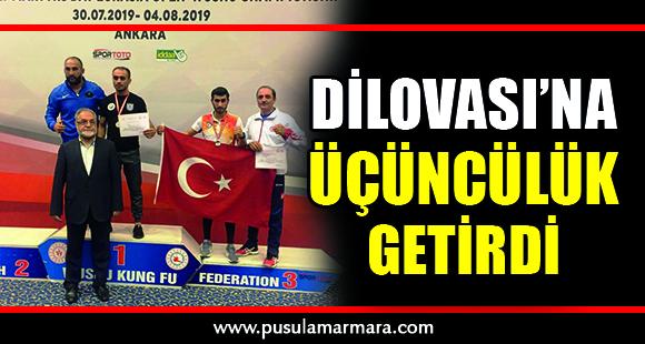 Uluslararası Avrasya Balkan Açık Wushu Kung Fu - 27 Ağustos 2019 14:10