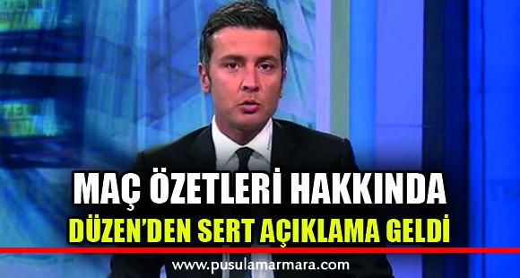 TRT, Süper Lig maç özetlerini yayınlayacak mı? Ersin Düzen'den beIN Sports'a tepki - 27 Ağustos 2019 10:17