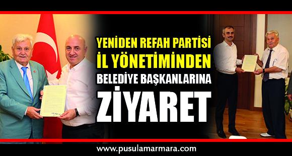 Necmettin Erbakan'ı anlatan 'DAVAM 'kitabını takdim etti. - 2 Ağustos 2019 17:03