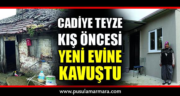 """""""KIŞ ÖNCESİ YENİ EVİME KAVUŞTUM"""" - 28 Ekim 2019 15:41"""