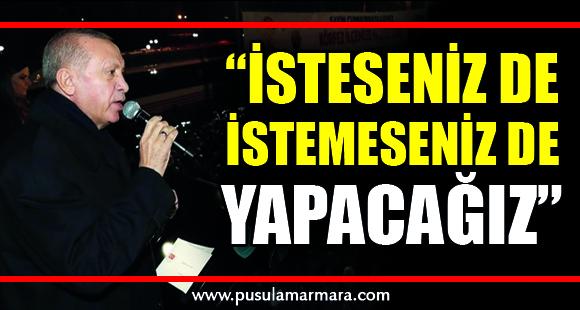 Erdoğan Son Noktayı Koydu - 27 Aralık 2019 20:37