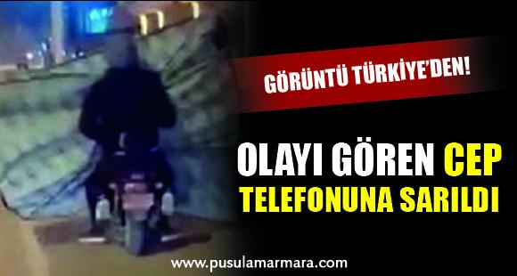 Görüntü Türkiye'den!