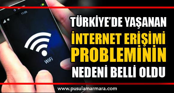 İnternet servisleri çöken Türk Telekom'dan açıklama