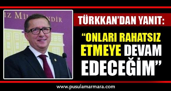 Lütfü Türkkan'dan Yanıt Geldi - 4 Haziran 2020 13:23