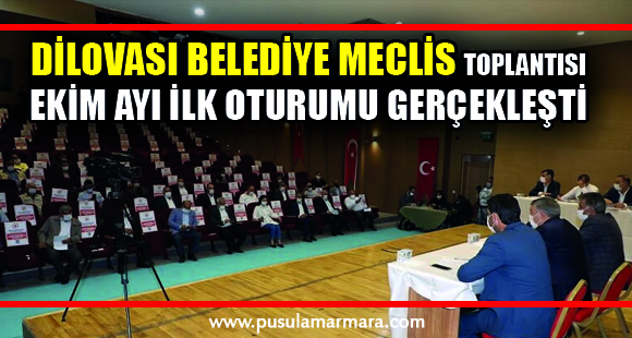 GÜNDEM MADDELERİ KABUL EDİLDİ