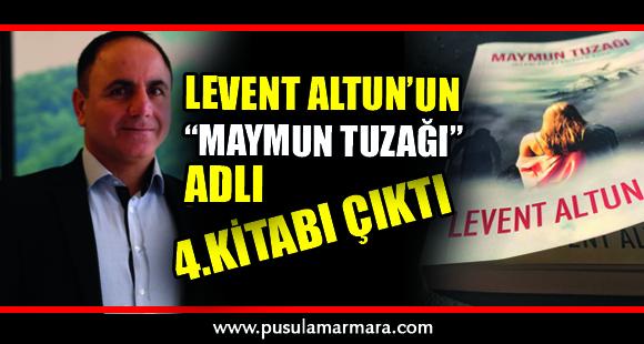 Levent Altun'un yeni romanı