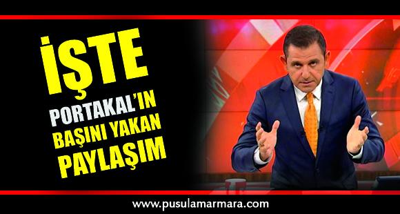 Fatih Portakal'a Bankacılık Kanunu'nu ihlalden 3 yıla kadar hapis istemiyle dava - 30 Nisan 2020 13:45